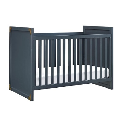 Baby Relax Miles 2-in-1 Convertible Crib