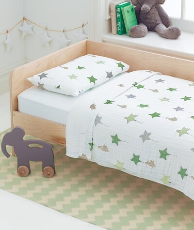 aden+anais Classic Toddler Bed