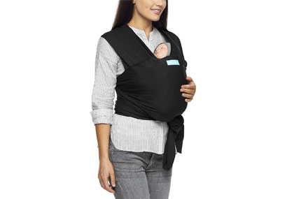 Moby Wrap Baby Carrier for Newborns