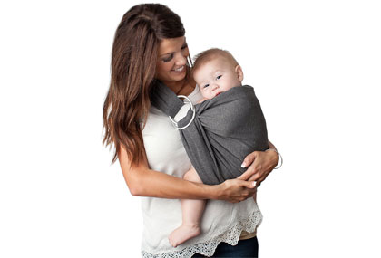 4-in-1-Baby-Wrap-Carrier-and-Ring-Sling