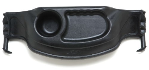 BOB Gear Snack Tray for Single Jogging Strollers, Black, One Size...