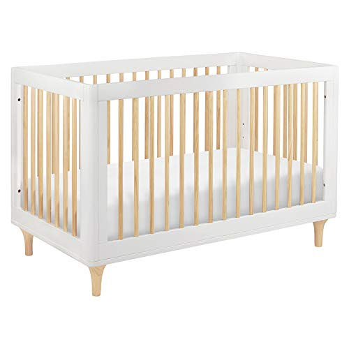 Babyletto Lolly 3-in-1 Convertible Crib with Toddler Bed Conversi...
