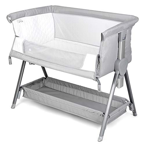 CRZDEAL Bassinet & Bedside Sleepers Lightweight and Mobile with S...