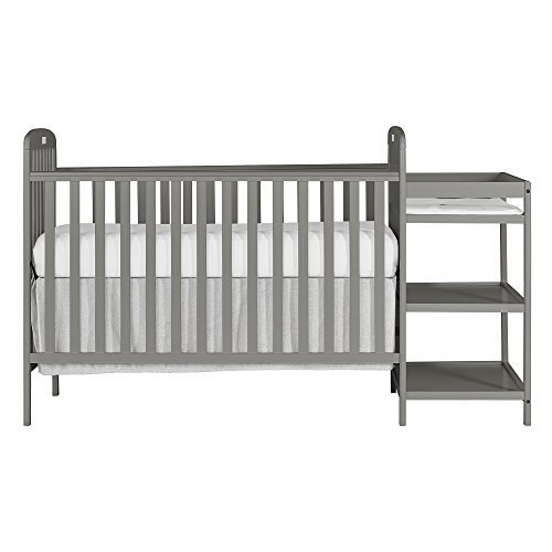Dream On Me, Anna 4-in-1 Full Size Crib and Changing Table Combo ...
