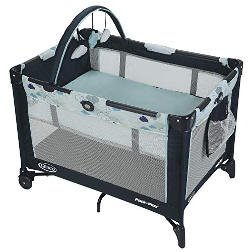 Graco Pack and Play On the Go Playard   Includes Full-Size Infant...