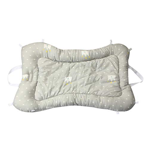 KAKIBLIN Baby Sleeping Pad, Baby Bassinet for Bed Baby Lounger Be...