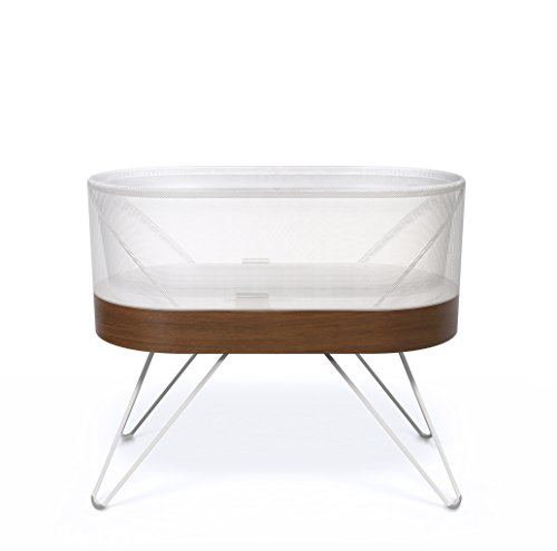SNOO Smart Sleeper Baby Bassinet - Bedside Crib with Automatic Ro...