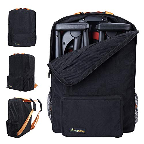 Stroller Travel Bag, Compatible with Gb Pockit Stroller and Gb Po...