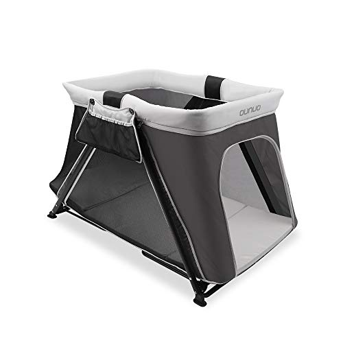 Pack and Play, OUNUO 2 in 1 Pack n Play Portable Playard, Sturdy ...